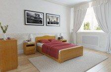 Кровать Нега (береза)