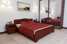 Кровать Нега (сосна)