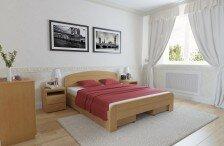 Кровать Тетис (береза)