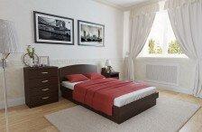 Кровать Юнона-Элит (береза)