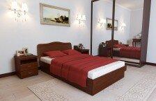 Кровать Юнона-Элит Плюс (сосна)