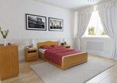 Двуспальная кровать Нега 140 200 см
