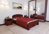 Кровать двуспальная Тетис 140 200 см.