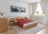 Двухспальная кровать Юнона 140-200