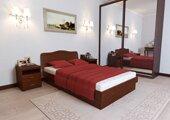 Кровать двуспальная Юнона Плюс 140 200
