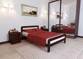 Двуспальная кровать Летняя 140 200 см