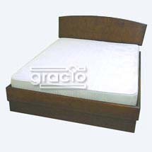 Кровать с ящиком для белья Юнона Элит